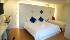 โรงแรม ที่พักใกล้อิมแพคเมืองทองธานี ราคาหลักร้อย