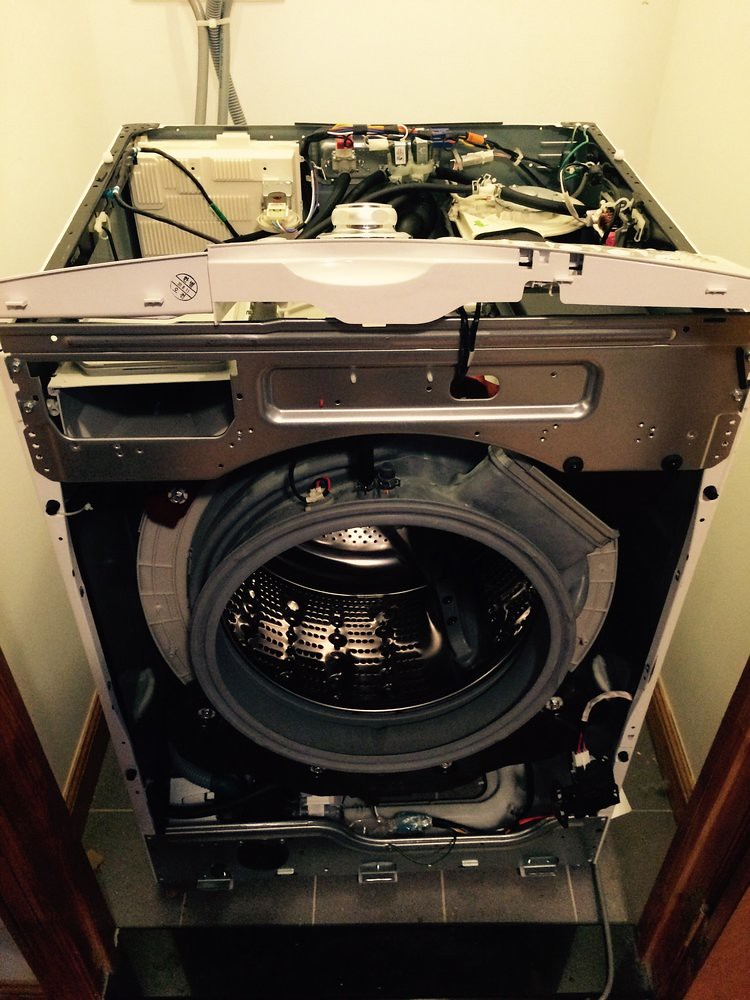 Washing Machine pics - Global Solutions Appliance Repair