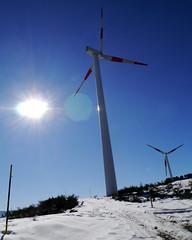 Sun & Wind (Sergio Dini) Tags: lumix pale sole 1001nights sicilia vento energia turbina eoliche gx1 lumixgx1 1001nightsmagiccity sergiodini