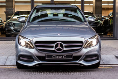 Mercedes-Benz C 220 BT ( C205) - Avantgarde - Plata Paladio