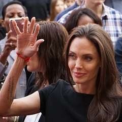 Angelina Jolie (J_Jacks1985) Tags: portrait celebrity angelinajolie hollywood actress premiere moviepremiere famousperson hollywoodpremiere famousactress a6000 mirrorlesscamera tclchinesetheater sonya6000 a6000mirrorless