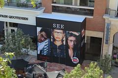 Retail, See Eyewear, Barricade