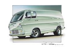 64 Chevy Van