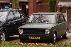 1985 Lada 1200 S (NielsdeWit) Tags: 1200s veenendaal nielsdewit nr21gp