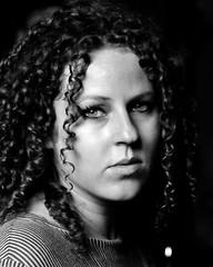 Aicha II (axis68) Tags: beauty hair emotion expression naturallightportrait