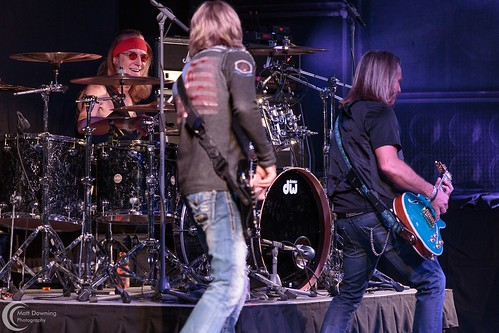 Foghat - January 15, 2016 - Hard Rock Hotel & Casino Sioux City