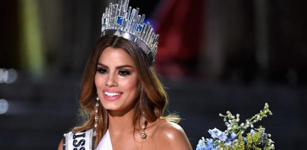 Miss Universo por 4 min, modelo agradece apresentador por erro em concurso