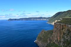 Cliffs Tasman Peninsula (dracophylla) Tags: tasmania tasmanpeninsula