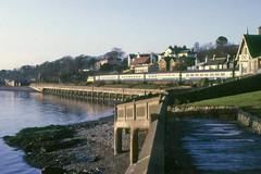 HST at West Ferry, 1985 (Taysider64) Tags: train coast broughtyferry dundee tay railways westferry hst highspeedtrain intercity125