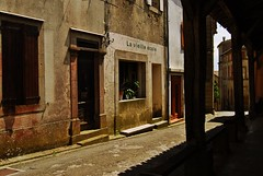 The Old School in Fanjeaux, Southern France (Paul Anthony Moore) Tags: france aude carcassonne languedoc fanjeaux