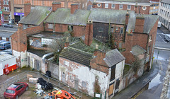 Garden Street, Leicester (lcfcian1) Tags: park street old abbey car leicester derelict slums leicestercitycentre leicesterskyline abbeystreetcarpark leicesterabbeystreet gardenstreetleicester