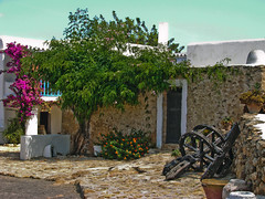 Ibizan farmhouse (mcgin's dad) Tags: ibiza sonydsch5 santcarles