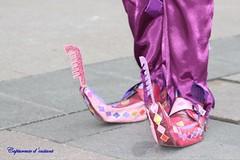 Carnaval Vnitien Annecy 2016 (23) (perlaneva22) Tags: annecy rose costume carnaval mauve masque gondole dguisement chaussure 2016 vnitien