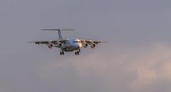 DSC_2347_Lr-edit (Alex-de-Haas) Tags: airplane airport landing bae schiphol runway airstrip vliegtuig 146 luchthaven rj85 cityjet landingsbaan buitenveldertbaan 146rj85 eirjw
