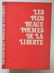 Les plus beaux poèmes de la liberté, choisis par André Rossel (alexisorloff) Tags: poetry books liberté livres poésie vintagecovers ©alexisorloff couverturesillustrées andrérossel