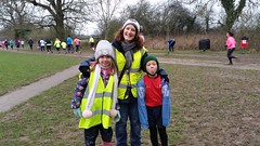 20160213_090755 (AnthonyLester229) Tags: cold wet grey woods running tonbridge parkrun event115 tailrunning 13february2016