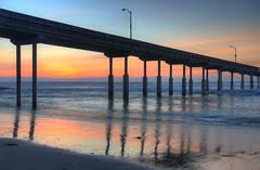 Ocean Beach Sunset - 2/13/16 (San Diego Shooter) Tags: ocean sunset beach sandiego oceanbeach hdr hdrsunset obsunset oceanbeachsandiego