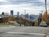 Federal Street Extension, Fineview, Pittsburgh (dckellyphoto) Tags: pennsylvania pittsburgh 2011 fineview federalstreet skyline hill slope view downtown umpc autumn klgates bnymellon lafayetteavenue ppg federalstreetextension cityscape