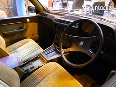 1979 BMW 733i (Rorymacve Part II) Tags: auto road bus heritage cars sports car truck automobile estate transport historic bmw motor saloon astonmartin compact roadster motorvehicle bmw733i astonmartindb24