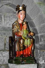 DSC0229 Santa Mara de Eunate, siglo XII, Navarra (ramonmunoz_arte) Tags: santa de arte xii mara navarra templarios siglo romnico eunate