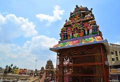 Linga Towers      () Tags: india tamilnadu kumbakonam mahamaham