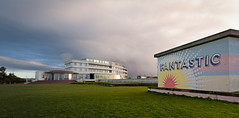 Midland Hotel,Morecambe (kenemm99) Tags: winter sky clouds canon hotel fantastic artwork cep midlandhotel ericgill morecambebay kenmcgrath 5dmk3