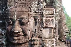 微笑吳哥 Smile of Angkor (ArthurJo) Tags: cambodia angkor bayon angkorthom 柬埔寨 吳哥窟 bayontemple 大吳哥 巴戎廟 khmersmile 微笑高棉 prasatbayon 微笑的吳哥
