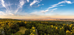 Sunset over Vienna (Robert F. Photography) Tags: vienna sunset sunsetlight sunsetvienna
