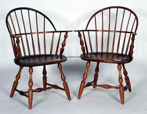 VA Crafstman Windsor Chair $462.00 - 10/23/15