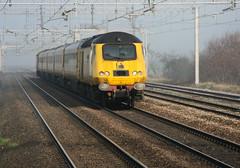 Network Rail 125 @ Coppenhall (uksean13) Tags: train canon cheshire diesel rail railway crewe hst networkrail ef28135mmf3556isusm 400d hst125 coppenhall