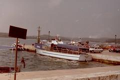 Rovinj, Joegoslavi (1986) (glanerbrug.info) Tags: haven 1986 istri kroati joegoslavi