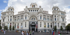 Ayuntamiento de Madrid (Mikel DLM) Tags: madrid plaza espaa edificio comunidad cibeles ayuntamiento 2014 ayto