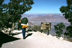 The Kaibab Trail....the start of our hike into the Grand Canyon! (birdgal5) Tags: arizona grandcanyon southrim kaibabtrail 55mmf35micropc nikkormatel