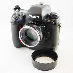 My new to me CZ 50mm F/1.4 ZF2 Planar (JRPhotographyBC) Tags: 50mmf14 planar carlzeiss carlzeisst zf2 planarzf2 50mmzf2 cz50mmzf2