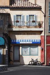 French street scene (markbuckley1) Tags: france relax florida siesta sunnyday filmset lazyafternoon
