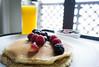 Dubai | Instagram: @bayanalsadiq (Bayan AlSadiq) Tags: morning red food sun sunlight beauty breakfast khalifa meal burj الخليج دبي الامارات