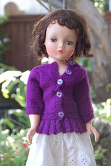 Waiting for Spring (Emily1957) Tags: light vintage toy toys nikon doll dolls kitlens naturallight cissy nikond40