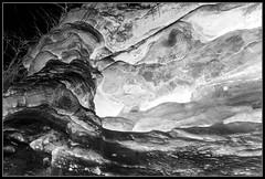 Rocks, Inverted (drasphotography) Tags: blackandwhite bw abstract nature monochrome germany bayern deutschland bavaria nikon rocks natur monotone monochromatic negative sw inverted franken bianconero abstrakt negativ felsen frankonia schwarzweis d7k nikond7000 drasphotography