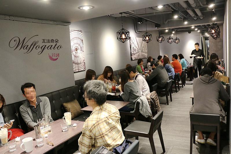 瓦法奇朵Waffogato-敦南店091