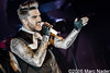 Adam Lambert @ The Original High 2016 Tour, The Fillmore, Detroit, MI - 03-25-16