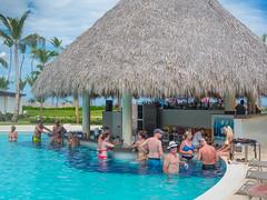 Punta Cana, 2015 (nfRabbit) Tags: dominicanrepublic resorts puntacana swimupbar swimingpool laaltagracia breathlessresort