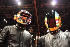 Daft Punk (Leckless) Tags: punk cosplay daft comicon c2e2