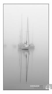 Harbor Fog No.1
