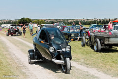 Carver One (tautaudu02) Tags: auto cars one automobile moto carver coches voitures 2015 rtro arodrome pujaut