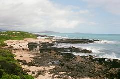 000217500006 (taylor-randal) Tags: film canon rebel hawaii cove north cock shore logan roach ouahu devlin