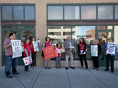 Press Event in Missouri; Senator McCaskill's Office