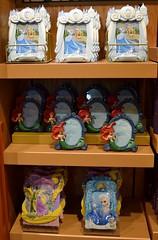 Disneyland Visit - 2016-04-24 - Downtown Disney - World of Disney - Princess Photo Frames (drj1828) Tags: us disneyland visit merchandise anaheim dlr 2016 worldofdisney