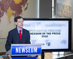 State of World Press Freedom 2016