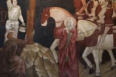 1369-1375 la Crocefissione - Anovelo da Imbonate (XIV-XV secolo) - Oratorio si Santo Stefano - Lentate sul Seveso (raffaele pagani) Tags: italy canon italia lombardia affreschi lombardy frescoes northitaly tardogotico norditalia goticointernazionale lentatesulseveso italiadelnord italiasettentrionale provinciadimonzaebrianza oratoriodisantostefano anovelodaimbonate maestrodilentate contestefanoporro cappellagentilizia schoolofgiovannidamilano vitadisantostefano lifeofsaintstephen
