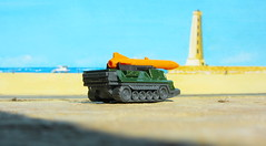 Matchbox Toys MBX HEROIC RESCUE Attack Track 2015 : Diorama The Beach And Lighthouse - 7 Of 25 (Kelvin64) Tags: rescue lighthouse beach toys track attack and diorama heroic matchbox the 2015 mbx
